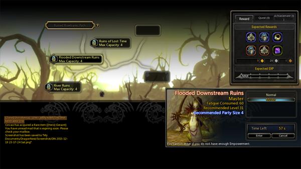 Các khu vực luyện cấp trong Dragon Nest - Ảnh 08