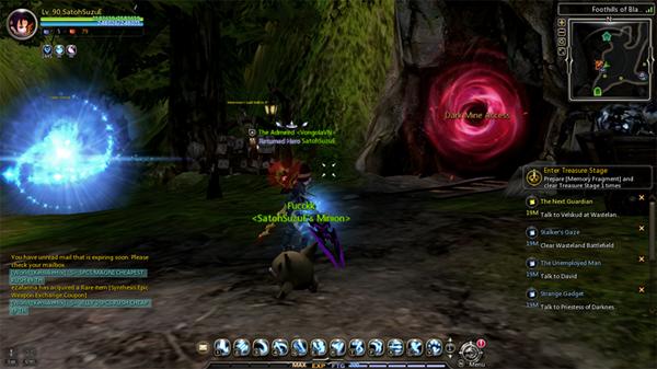 Các khu vực luyện cấp trong Dragon Nest - Ảnh 10