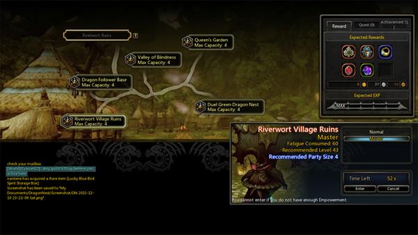 Các khu vực luyện cấp trong Dragon Nest - Ảnh 13