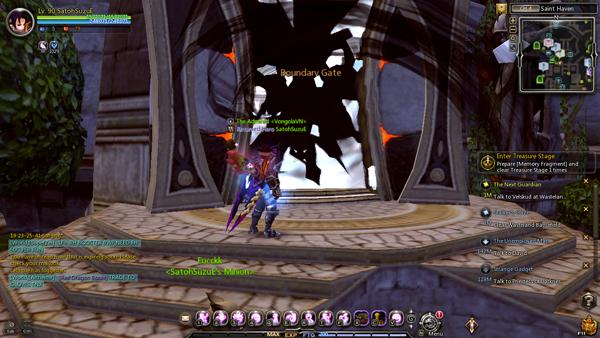 Các khu vực luyện cấp trong Dragon Nest - Ảnh 24