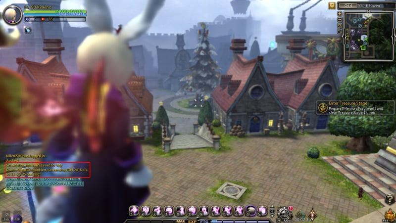 Hướng dẫn chụp ảnh và quay video trong Dragon Nest
