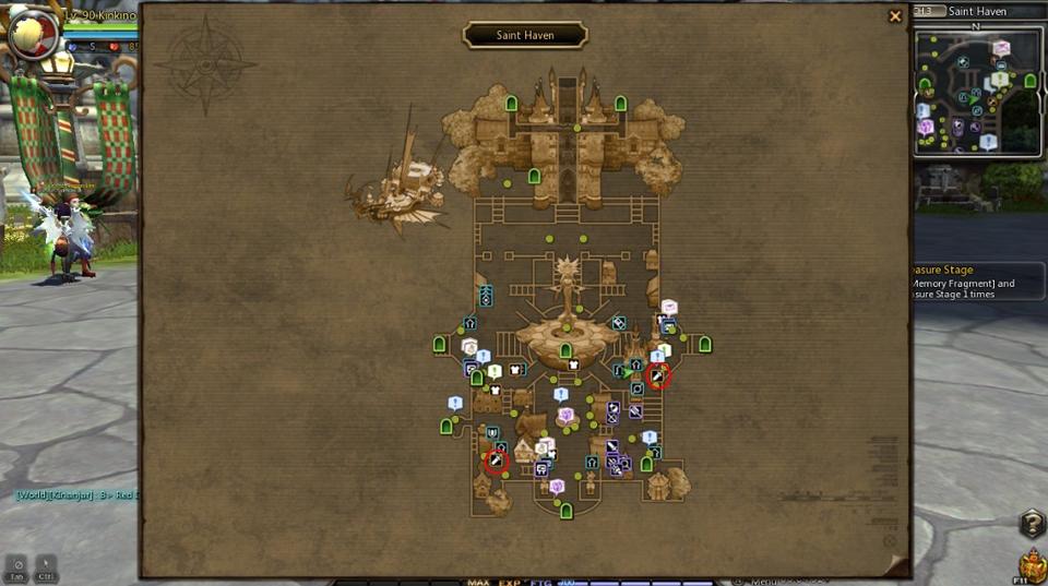 Hướng dẫn nâng cấp và chế tạo đồ trong Dragon Nest - Ảnh 02