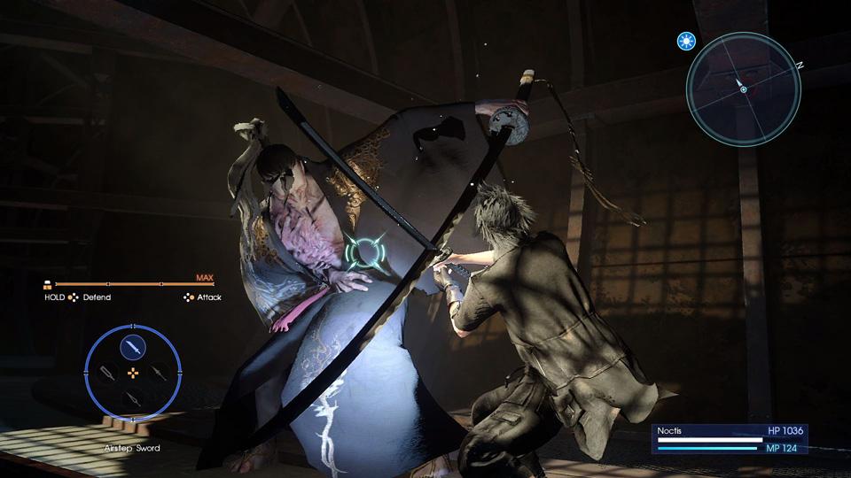 Final Fantasy XV - Ảnh 05