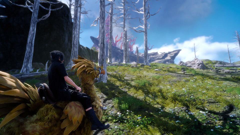 Final Fantasy XV - Ảnh 07