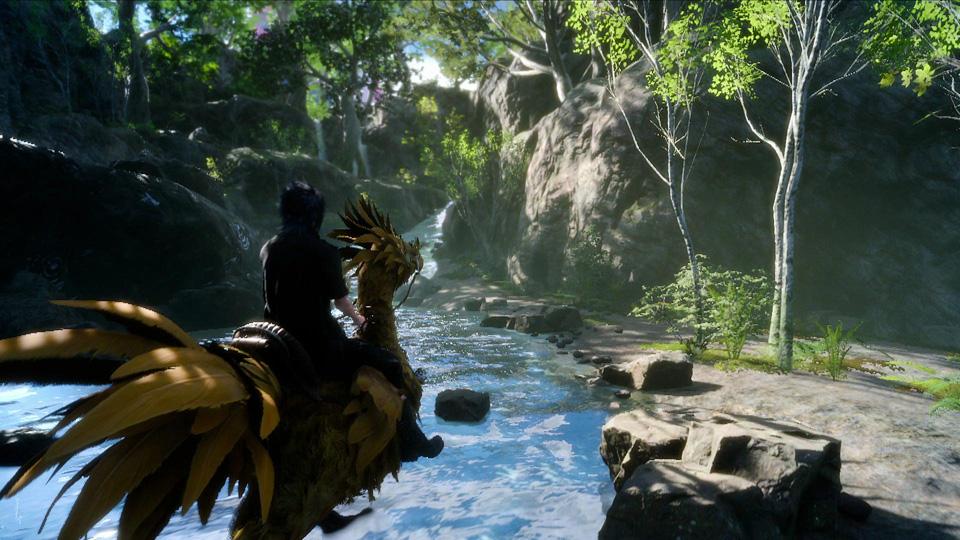 Final Fantasy XV - Ảnh 17
