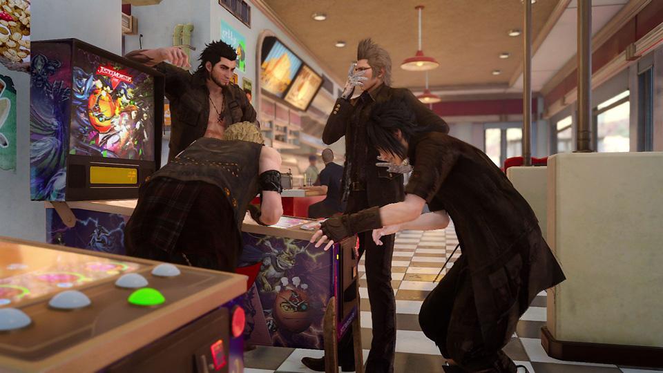 Final Fantasy XV - Ảnh 22