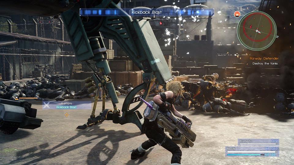 Final Fantasy XV - Ảnh 23