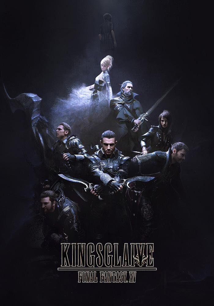 Ngất ngây với trailer phim Kingsglaive: Final Fantasy XV