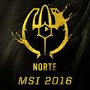 Biểu tượng MSI 2016