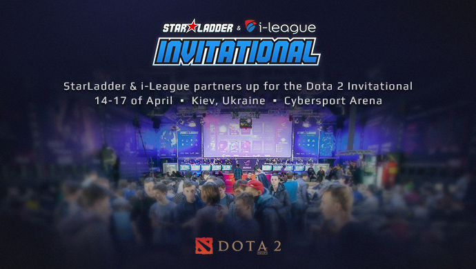 StarLadder i-League Invitational khởi tranh vào 14/04