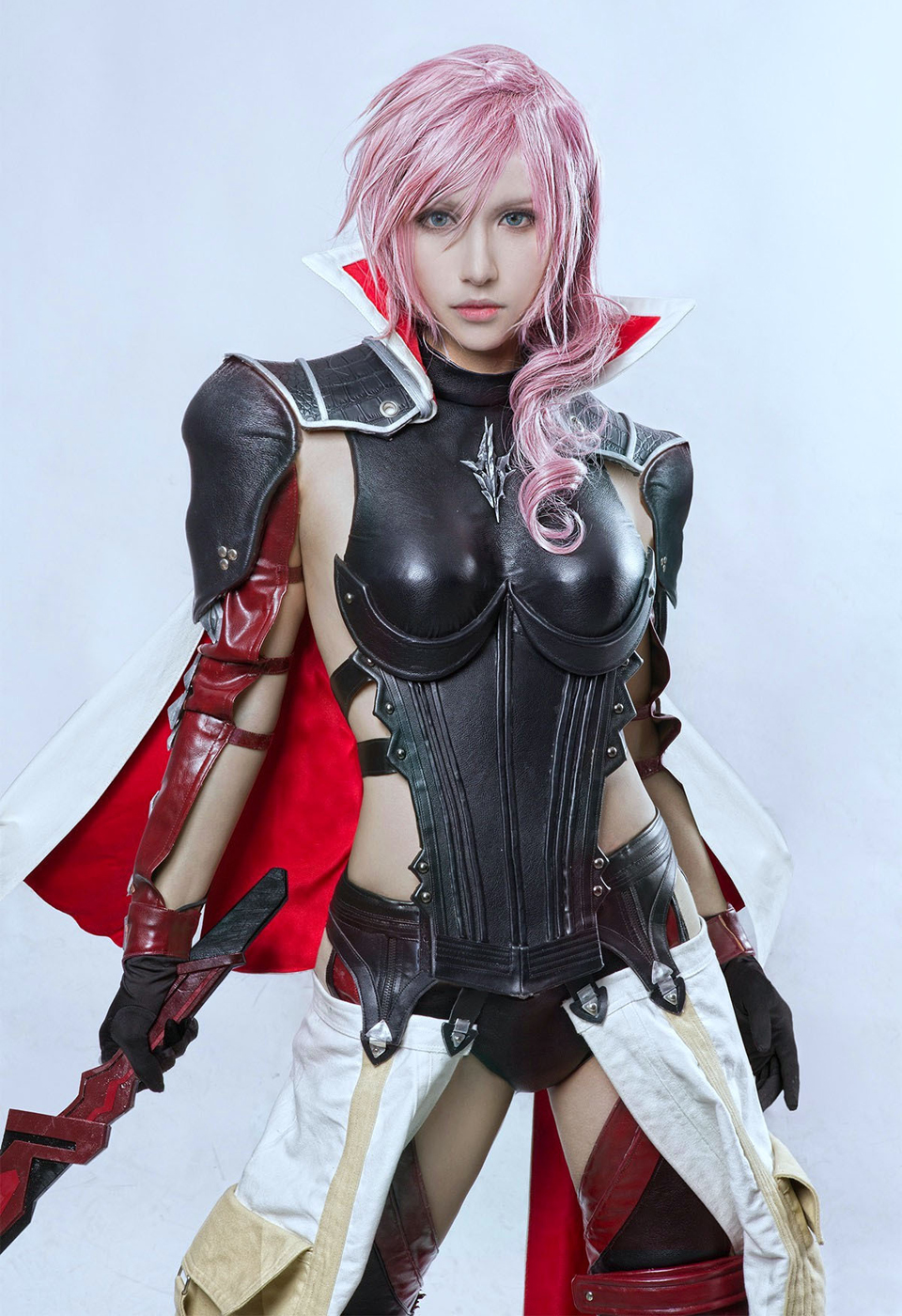 Ngắm cosplay Lightning đẹp như game của Kilory - Ảnh 3