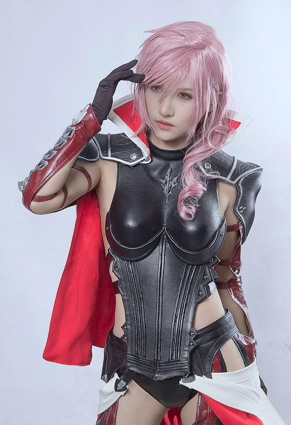 Ngắm cosplay Lightning đẹp như game của Kilory - Ảnh 5