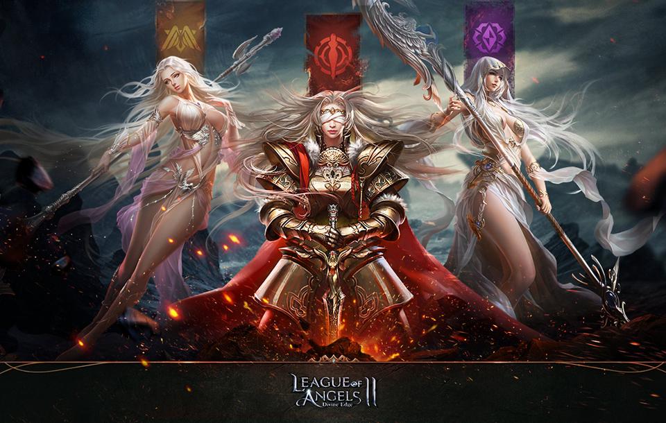 League of Angels II ra mắt phiên bản Open Beta