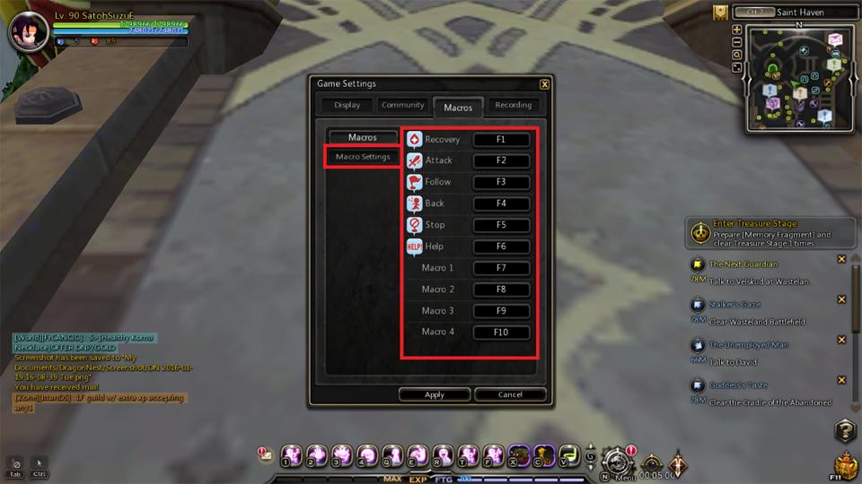 Làm sao để bạn chơi Dragon Nest mượt hơn?