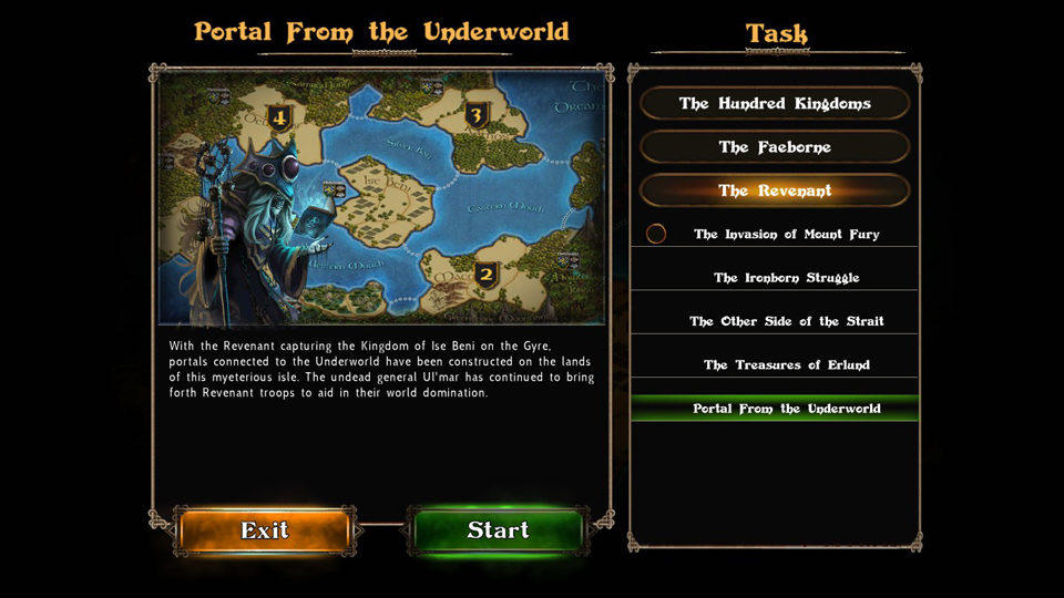 Legends of Callasia có bản cập nhật mới