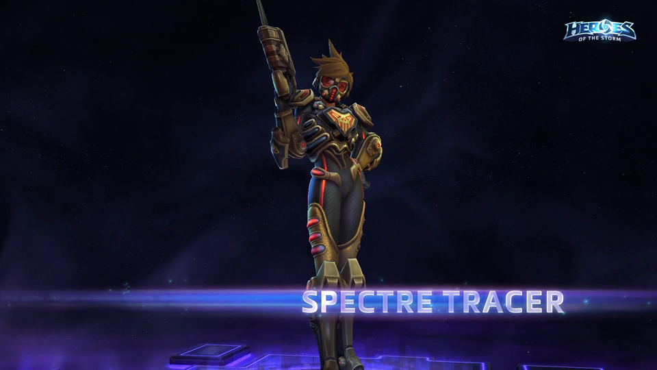 Tracer Heroes of the Storm - Ảnh 10