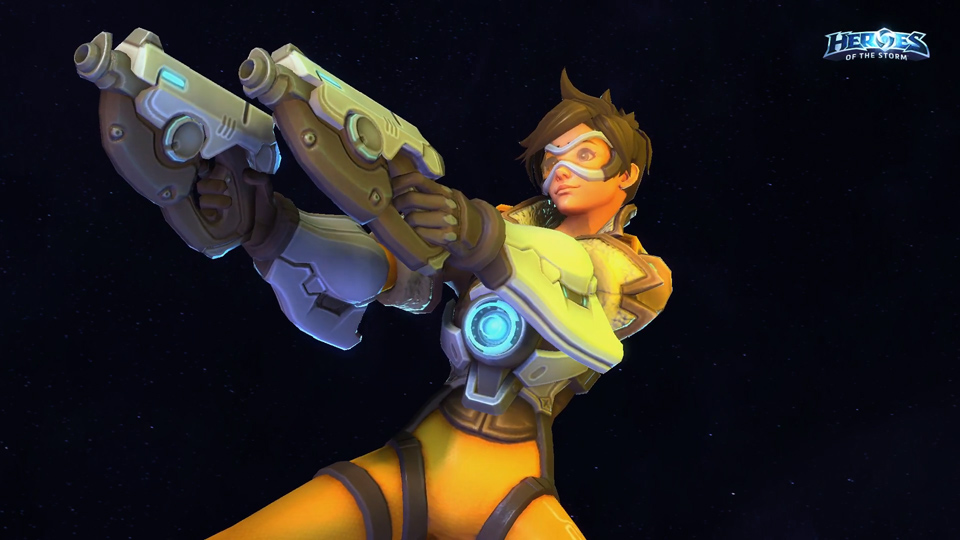 Tracer Heroes of the Storm - Ảnh 16