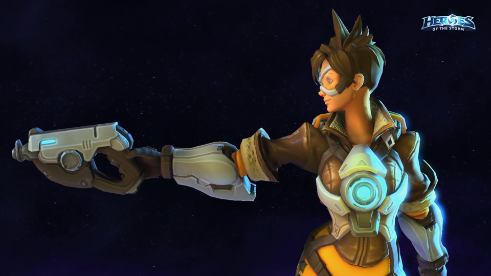 Tracer Heroes of the Storm - Ảnh 17