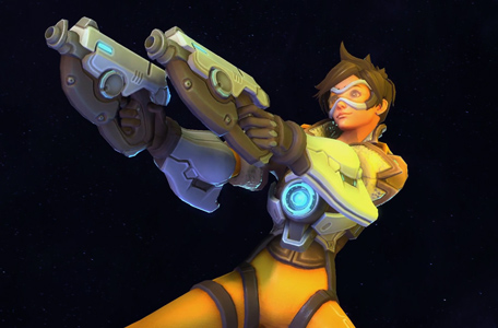 Tracer sắp có mặt trong Heroes of the Storm 7