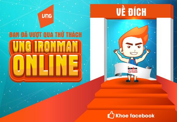 VNG Ironman 70.3 Việt Nam Online