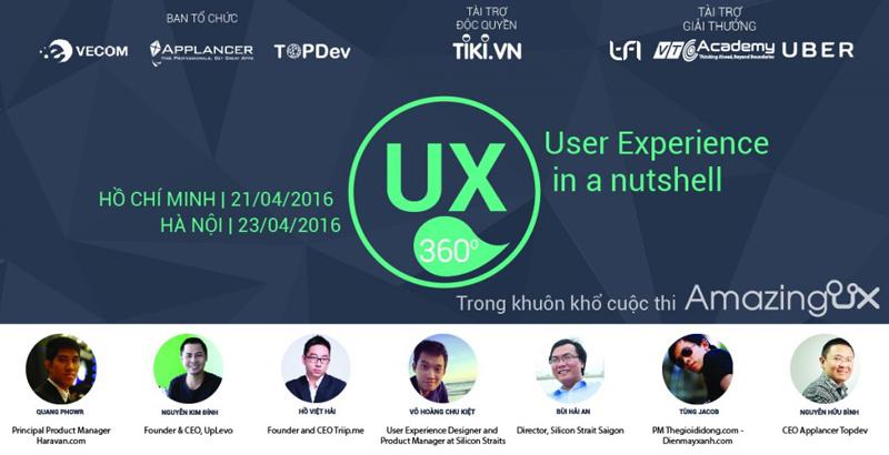 Hỗ trợ khởi nghiệp: Sân chơi nào cho các nhà thiết kế UX
