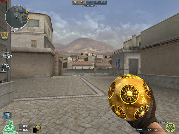 Đột Kích sắp ra mắt chế độ chơi siêu chiến binh đặt bom