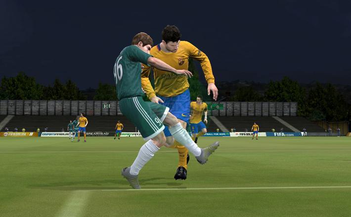 FIFA Online 3: Cặp đôi hậu vệ cánh chất lượng trong New Engine
