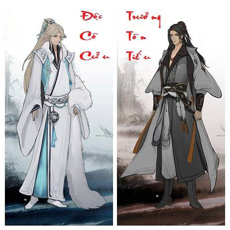 Kiếm Võng 3: Môn phái mới được hé lộ trong Tráng Chí Lăng Vân