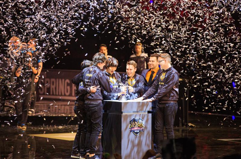 Nện OG 3-1, G2 Esports vô địch LCS Châu Âu Mùa Xuân 2016