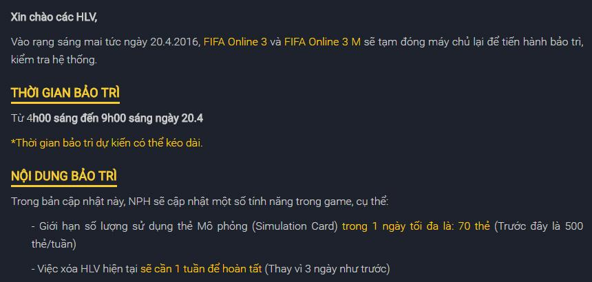 Vietnam Esports tung đòn hiểm giết dân cày FIFA Online 3