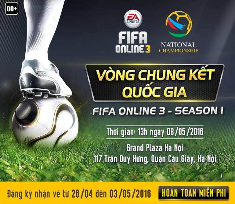National Championship 2016 diễn ra tại Hà Nội