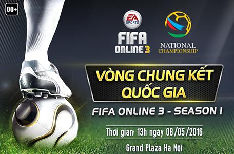 FIFA Online 3: National Championship 2016 diễn ra tại Hà Nội 6