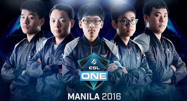 Phỏng vấn Wings Gaming, nhà vô địch ESL One Manila 2016