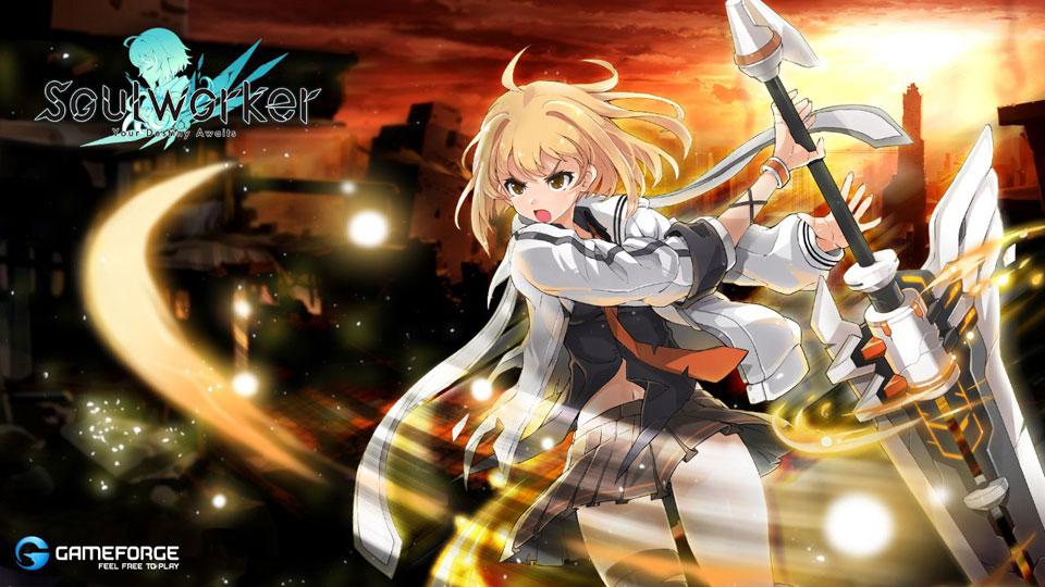 Gameforge xác nhận phát hành SoulWorker tại Châu Âu và Bắc Mỹ