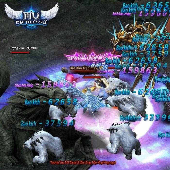 VNG sắp phát hành webgame MU Đại Thiên Sứ