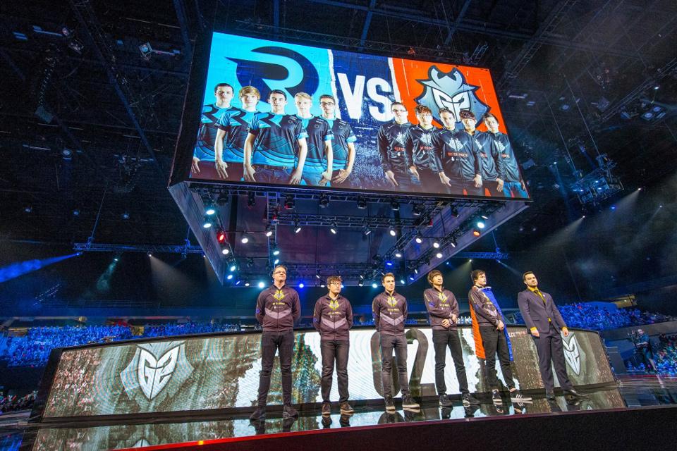 MSI 2016: Hành trình của đại diện đến từ châu Âu - G2 Esports