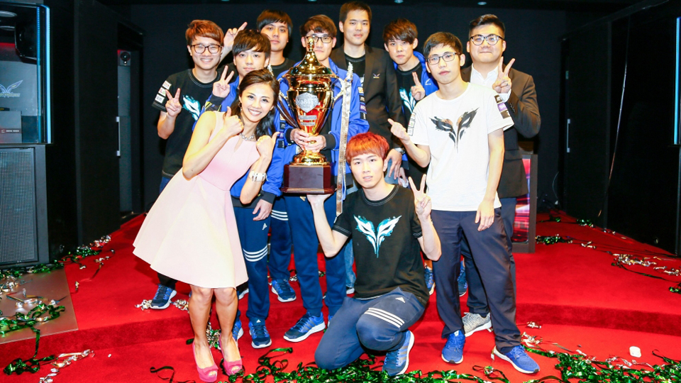 MSI 2016 Flash Wolves