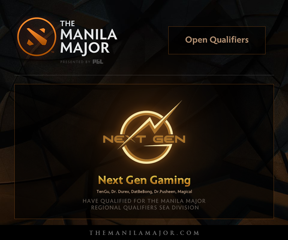 Lần đầu tiên Việt Nam có đại diện tham dự vòng loại một giải đấu lớn như The Manila Major 2016. Ảnh: Wykrhm Reddy