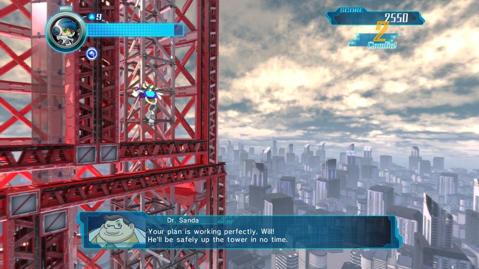 Mighty No. 9 đã hoàn thành, ra mắt vào ngày 21/06