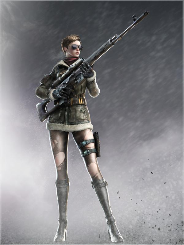 SRAF (Sniper Russian Armed Force)