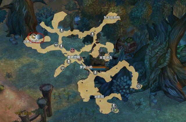 Danh sách các địa điểm có rương bí mật trong Tree of Savior