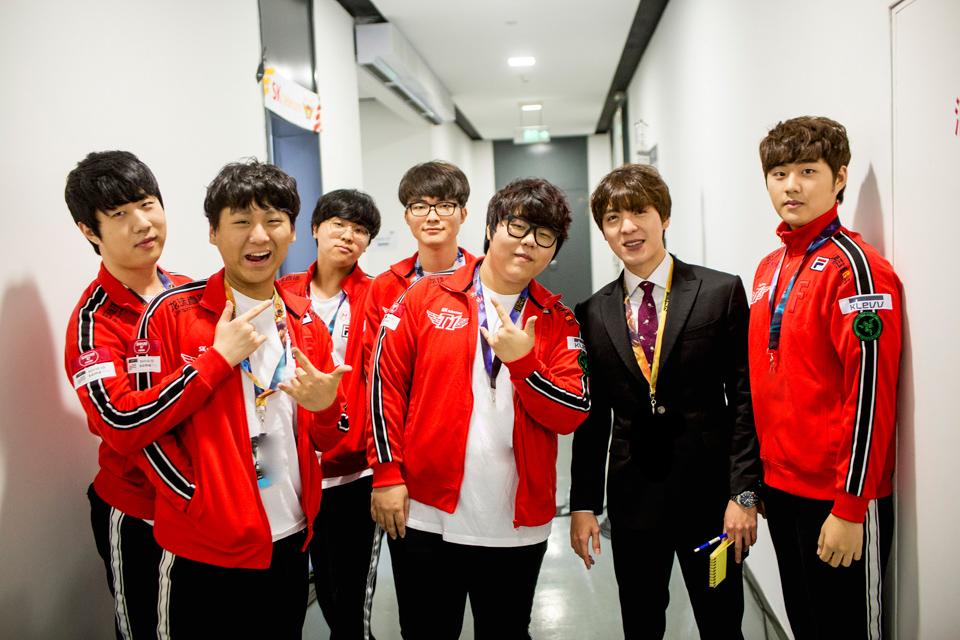 SK Telecom T1 đang đứng trước cơ hội hoàn thành bộ sưu tập cúp vô địch thế giới