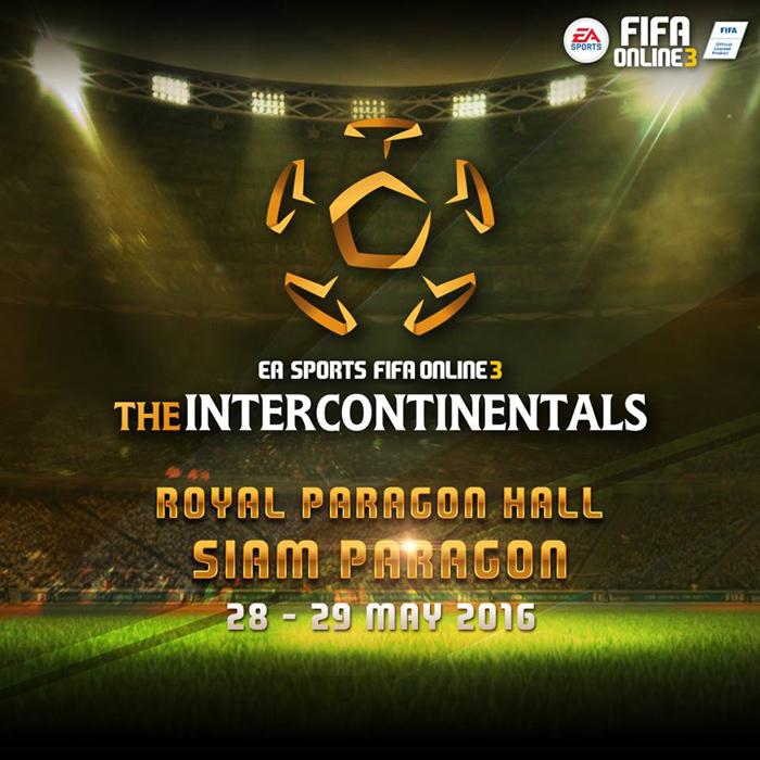 The Intercontinentals 2016 diễn ra tại Thái Lan từ ngày 29/05 đến ngày 31/05/2016