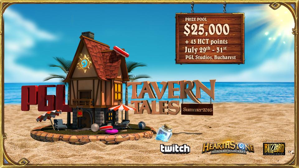 PGL Summer Tavern Tales 2016