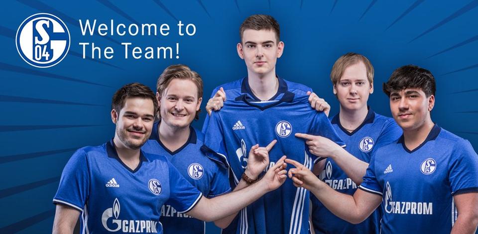 FC Schalke 04 thành lập đội tuyển Liên Minh Huyền Thoại