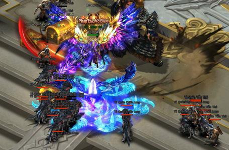 VNG phát hành webgame mới Kiếm Vũ 5