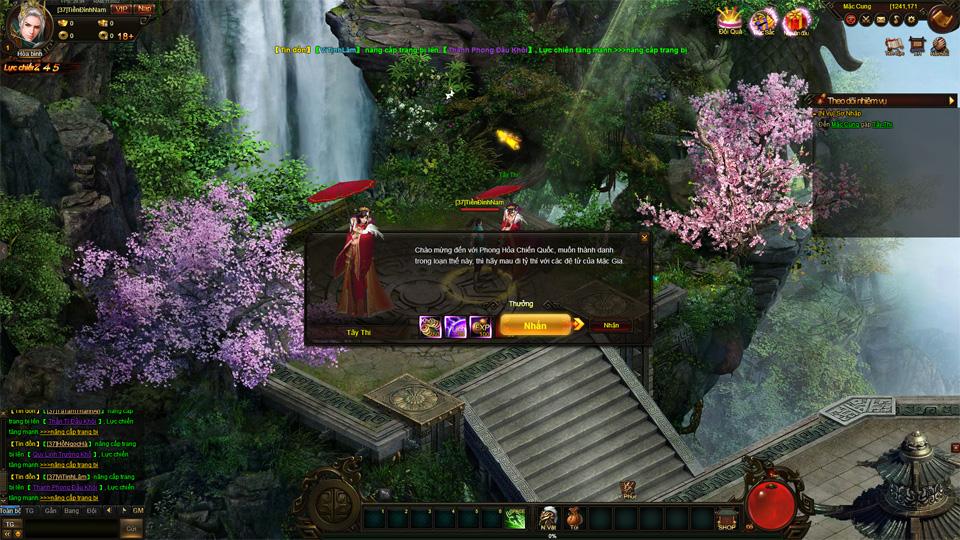 GameLandVN tặng giftcode Soái Vương trị giá 500.000 đồng