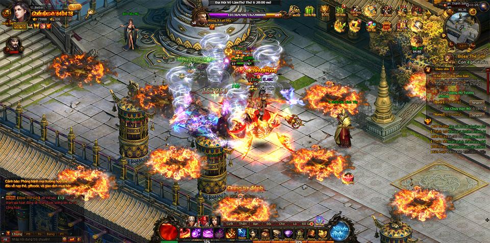 VTC Game đưa webgame Băng Phong Hiệp về Việt Nam
