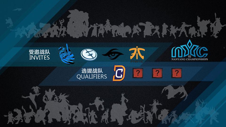 Nanyang Dota 2 Championships Season 2 diễn ra tại Thượng Hải