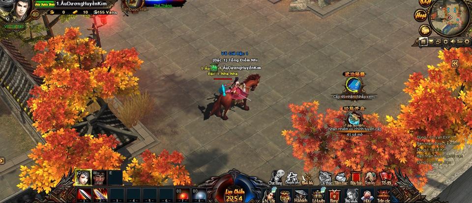 AIVO công bố phát hành webgame mới Sở Lưu Hương
